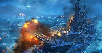 https://static.tvtropes.org/pmwiki/pub/images/navalbattleofguadalcanal.jpg