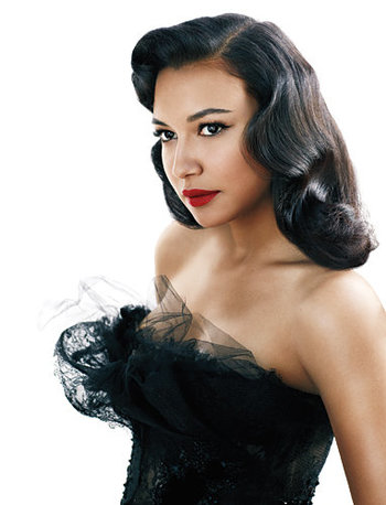 https://static.tvtropes.org/pmwiki/pub/images/naya_rivera_and_marchesa_fall_2011_rtw_embroidered_cocktail_dress_and_capelet_gallery.jpg
