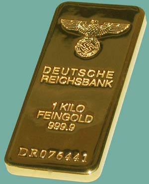 BIS laundered Nazi gold