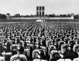 hitler nazi movement