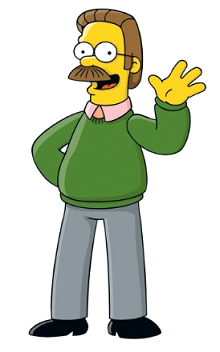 https://static.tvtropes.org/pmwiki/pub/images/ned_flanders.png