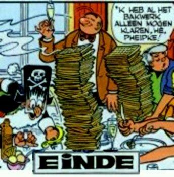 Comics Trademark Favorite Food Tv Tropes