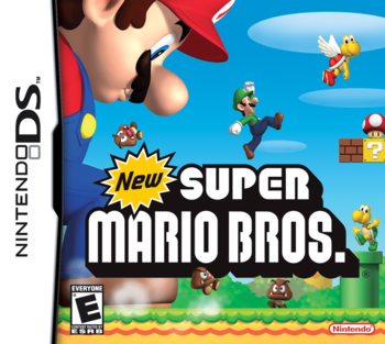 New Super Mario Bros Video Game Tv Tropes