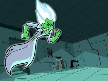 Danny phantom tv tropes