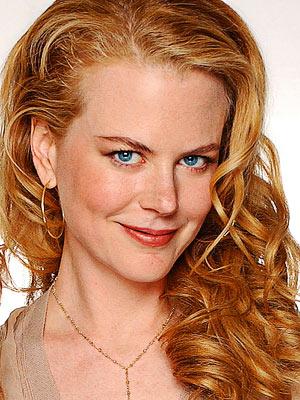 moulin rouge nicole kidman hair. Nicole Kidman - Television