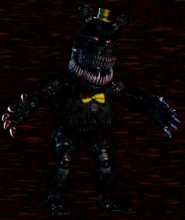 five nights at freddys 4 bunny
