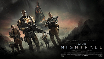 Halo Nightfall Film Tv Tropes