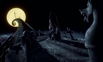 halloween town and german expressionism the nightmare before christmas - The Nightmare Before Christmas This Is Halloween