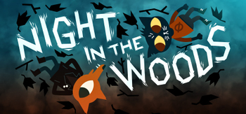Night In The Woods Video Game Tv Tropes
