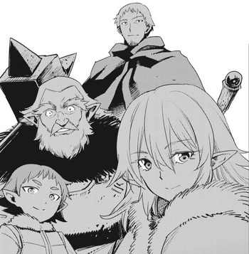 Goblin Slayer: Other Significant Players / Characters - TV ...