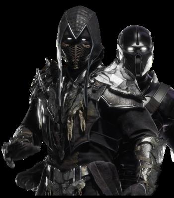 Mortal Kombat 1 Part 2 / Characters - TV Tropes