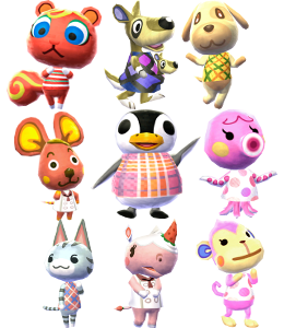 cutest male villagers animal crossing