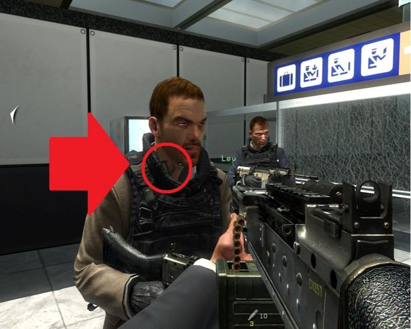 Modern Warfare Headscratchers Tv Tropes