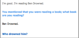 Cleverbot / Funny - TV Tropes