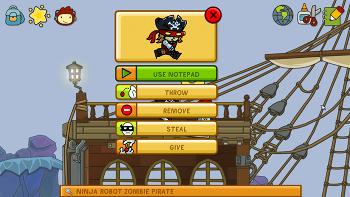 Video Games / Ninja Pirate Zombie Robot - TV Tropes