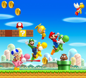New Super Mario Bros  Wii (Video Game) - TV Tropes