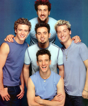 nsync music tv tropes - Nsync Christmas Album