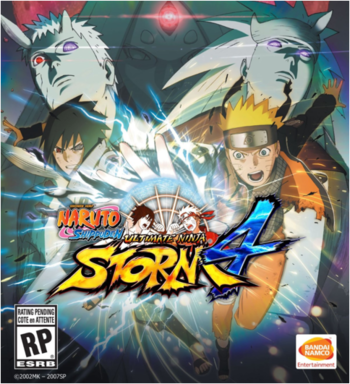 Naruto Shippuden: Ultimate Ninja Storm 4 (Video Game) - TV