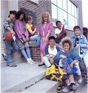 Degrassi Junior High (Series) - TV Tropes