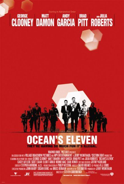 Eleven inches oceans porno 11 oceans couple