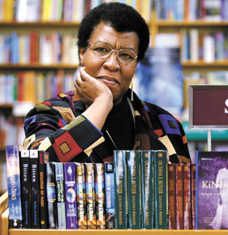 African American writer science fiction