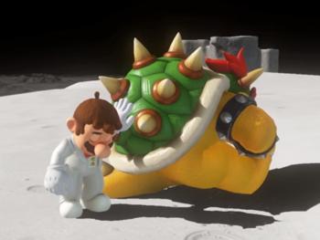 Super Mario Odyssey / Tear Jerker - TV Tropes