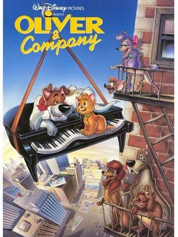 Oliver & Company / Disney - TV Tropes