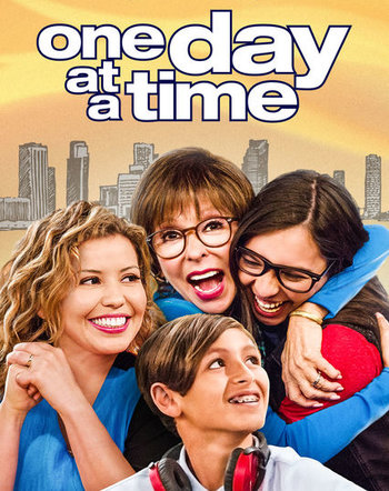 One Day at a Time (2017) (Series) - TV Tropes