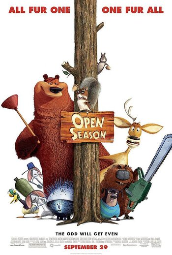 http://static.tvtropes.org/pmwiki/pub/images/open_season_poster_0.jpg