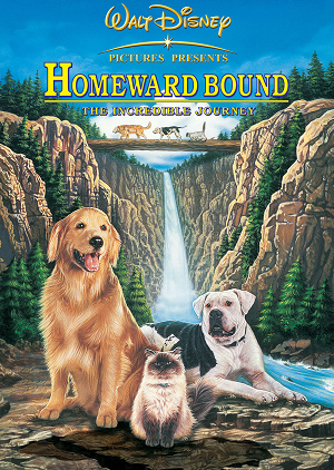 Homeward Bound The Incredible Journey Film Tv Tropes