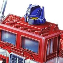 Transformers G1 Crosshairs Autobot Retro 80/'s Fridge Magnet Art