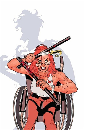 Handicapped Badass - TV Tropes