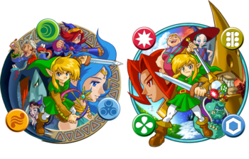 The Legend Of Zelda Oracle Games Video Game Tv Tropes
