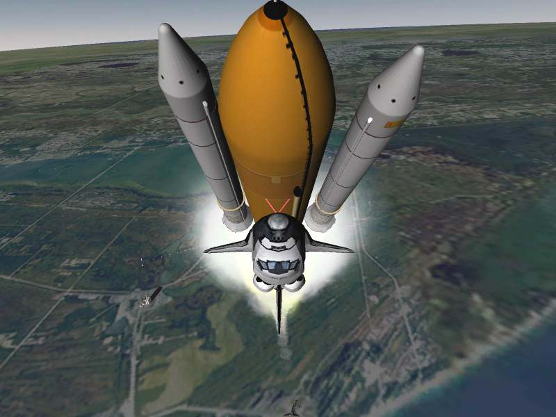 space shuttle simulator free online game - photo #22