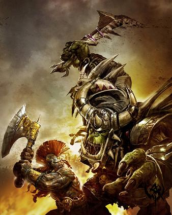 Warhammer (Tabletop Game) - TV Tropes