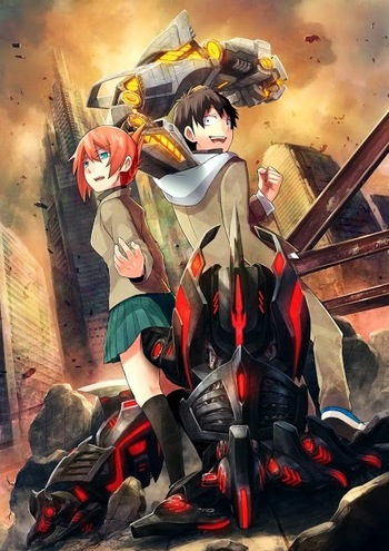 mecha ude anime tv tropes