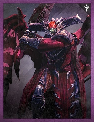 Destiny The Hive / Characters - TV Tropes