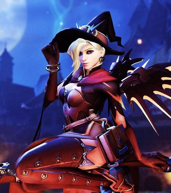 https://static.tvtropes.org/pmwiki/pub/images/overwatch__witch_mercy__wallpaper__by_popokupingupop90_dakufbv.jpg