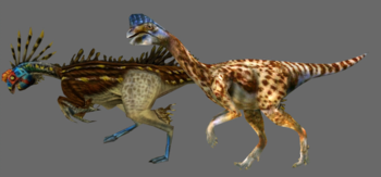 https://static.tvtropes.org/pmwiki/pub/images/oviraptor_and_rinchenia.png