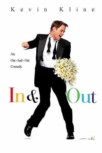an analysis of the film inout directed by frank oz in 1997 Queen collection home documents queen collection.