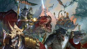 Total War Warhammer The Lizardmen Characters Tv Tropes Wendig takes science, politics, horror, and science fiction and blended them into an outstanding story about the human spirit in times of turmoil, claiming a spot on the list of. total war warhammer the lizardmen