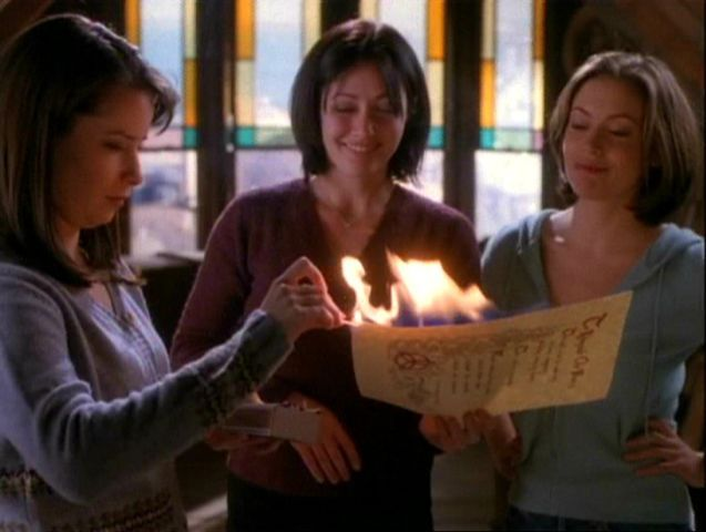 Charmed s1e10 wicca envy recap tv tropes wicca envy altavistaventures Choice Image