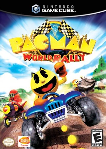 Pac-Man World Rally (Video Game) - TV Tropes
