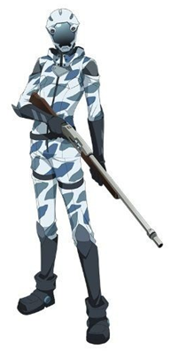 Sword Art Online Gun Gale Characters