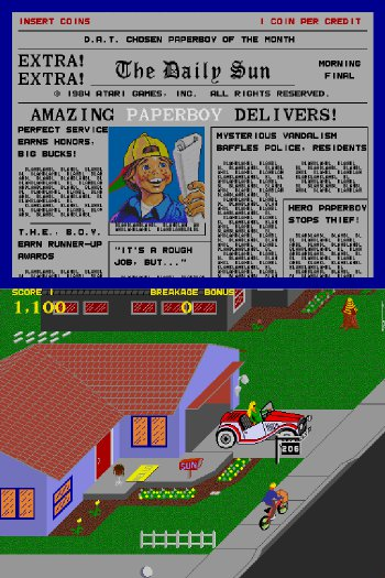 Paperboy (Video Game) - TV Tropes