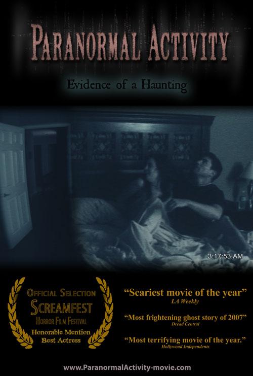 paranormal activity film tv tropes