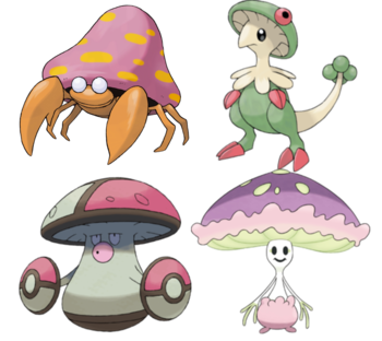 https://static.tvtropes.org/pmwiki/pub/images/parasect_breloom_amoonguss_and_shiinotic_6.png