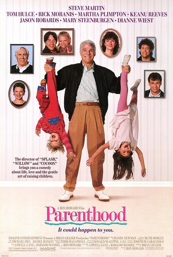 Parenthood Film Tv Tropes