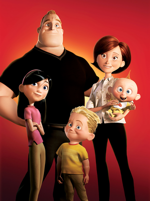 The Incredibles Characters Tv Tropes