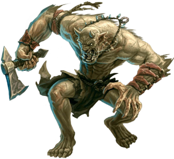 Pathfinder Monstrous Humanoids / Characters - TV Tropes